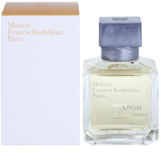 Maison Francis Kurkdjian APOM pour Homme Eau de Toilette for Men 70 ml