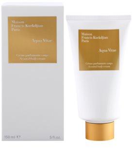 Maison Francis Kurkdjian Aqua Vitae Body Cream unisex 150 ml