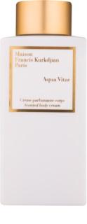 Maison Francis Kurkdjian Aqua Vitae Body Cream unisex 250 ml