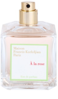 Maison Francis Kurkdjian A la Rose eau de parfum teszter nőknek 70 ml