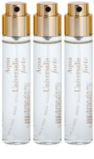 Maison Francis Kurkdjian Aqua Universalis Forte Eau de Parfum unisex 3 x 11 ml Refill