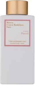 Maison Francis Kurkdjian Féminin Pluriel Körpercreme für Damen 250 ml