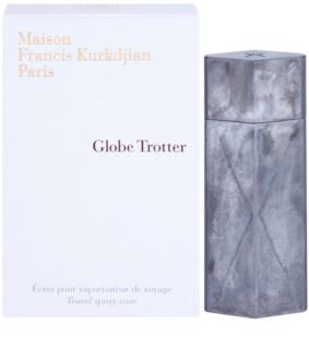 Maison Francis Kurkdjian Globe Trotter kovinski etui uniseks 11 ml  Zinc Edition