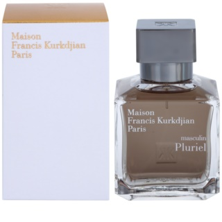 Maison Francis Kurkdjian Masculin Pluriel Eau de Toilette for Men 70 ml