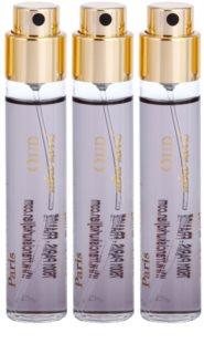 Maison Francis Kurkdjian Oud Velvet Mood Perfume Extract unisex 3 x 11 ml Refill