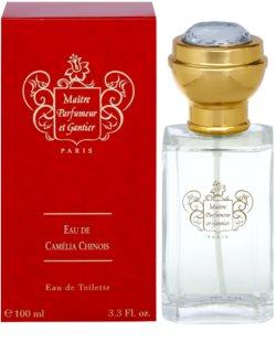 Maitre Parfumeur et Gantier Camelia Chinois toaletna voda za ženske 100 ml