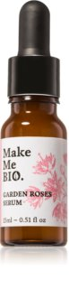 Make Me BIO Face Care Garden Roses sérum hidratante e nutritivo