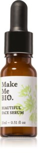 Make Me BIO Face Care Beautiful Face sérum profundamente nutritivo e de hidratação contra imperfeições de pele