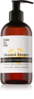 Make Me BIO Orange Energy sabonete líquido nutritivo com doseador