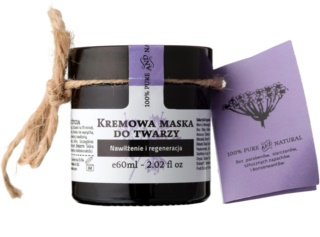 Make Me BIO Face Care Creamy Moisturizing Mask with Regenerative Effect