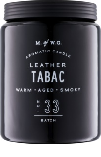 Makers of Wax Goods Leather Tabac Scented Candle 513,12 g