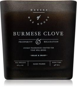 Makers of Wax Goods Burmese Clove duftkerze