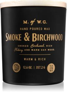 Makers of Wax Goods Smoke & Birchwood Świeczka