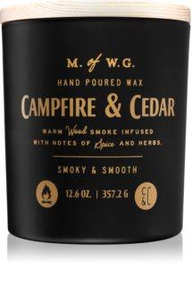 Makers of Wax Goods Campfire & Cedar αρωματικό κερί