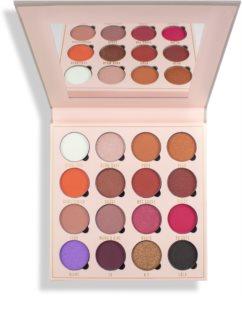 Makeup Obsession Belle Jorden paleta de sombra para os olhos