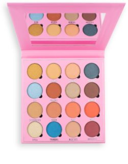 Makeup Obsession All We Have Is Now Lidschattenpalette