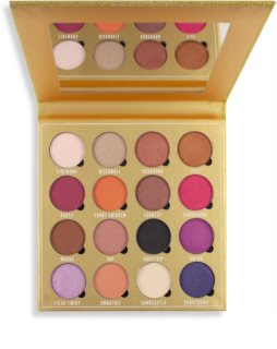 Makeup Obsession Life Is A Party Lidschattenpalette