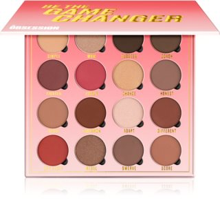 Makeup Obsession Be The Game Changer palette de fards à paupières