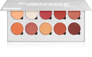 Makeup Obsession Be Obsessed With paleta de sombras de ojos