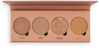 Makeup Obsession Give Me Some Sun Bronzer-Palette