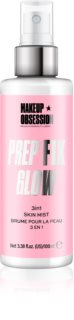 Makeup Obsession Prep Fix Glow spray de fijacion y briilo