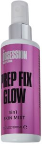 Makeup Obsession Prep Fix Glow Verhelderende Make-up fixer