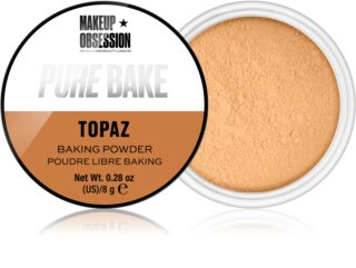 Makeup Obsession Pure Bake polvos sueltos matificantes
