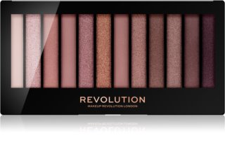 Makeup Revolution Iconic 3 paleta cieni do powiek