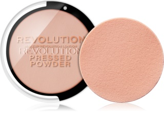 Makeup Revolution Pressed Powder kompaktní pudr