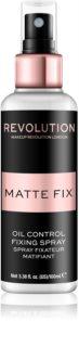 Makeup Revolution Pro Fix matirajući sprej za fiksiranje make-upa