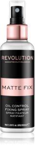Makeup Revolution Pro Fix spray de fixare si matifiere make-up