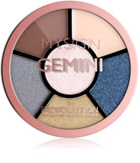 Makeup Revolution My Sign paleta de sombras de ojos