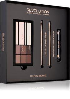 Makeup Revolution Pro HD Brows Kosmetik-Set  I.
