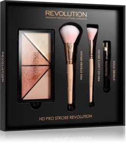 Makeup Revolution Pro HD Strobe Revolution set cosmetice I.