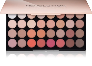 Makeup Revolution Ultra Flawless 3 paleta farduri de ochi