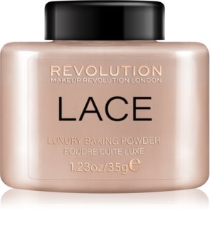 Makeup Revolution Lace puder mineralny
