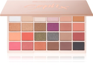 Makeup Revolution Soph X paleta cieni do powiek