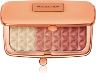 Makeup Revolution Renaissance Illuminate paleta iluminadora