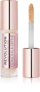 Makeup Revolution Conceal & Define Liquid Concealer