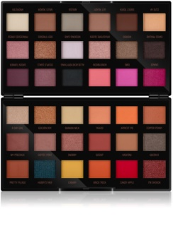 Makeup Revolution by Petra Lidschatten-Palette