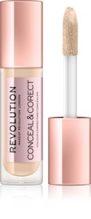 Makeup Revolution Conceal & Correct рідкий коректор