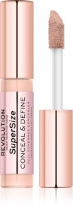 Makeup Revolution Conceal & Define SuperSize corrector líquido