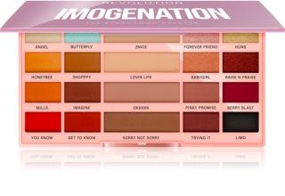 Makeup Revolution Imogenation Palette mit Lidschatten