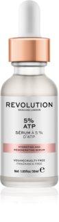 Makeup Revolution Skincare 5% ATP sérum regenerador e hidratante