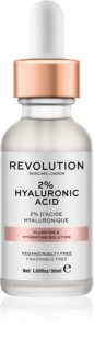 Makeup Revolution Skincare 2% Hyaluronic Acid sérum hidratante