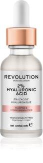 Makeup Revolution Skincare 2% Hyaluronic Acid sérum hidratante