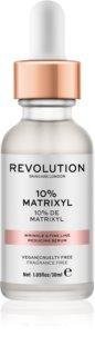 Makeup Revolution Skincare 10% Matrixyl sérum pro redukci vrásek a jemných linek