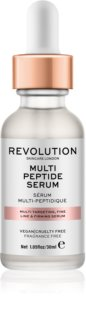 Makeup Revolution Skincare Multi Peptide Serum Συσφικτικός αντιρυτιδικός ορός