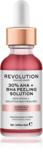 Makeup Revolution Skincare 30% AHA + BHA Peeling Solution