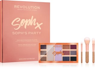 Makeup Revolution Soph X Party Soph lote de regalo para mujer